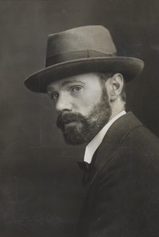 D.H. Lawrence c.1915