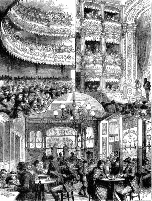 Royal Victoria Coffee Palace and Music Hall (1881)