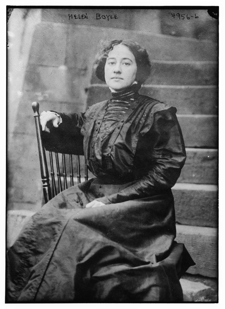 Dr Helen Boyle (1869-1957), pioneer in the field of mental health