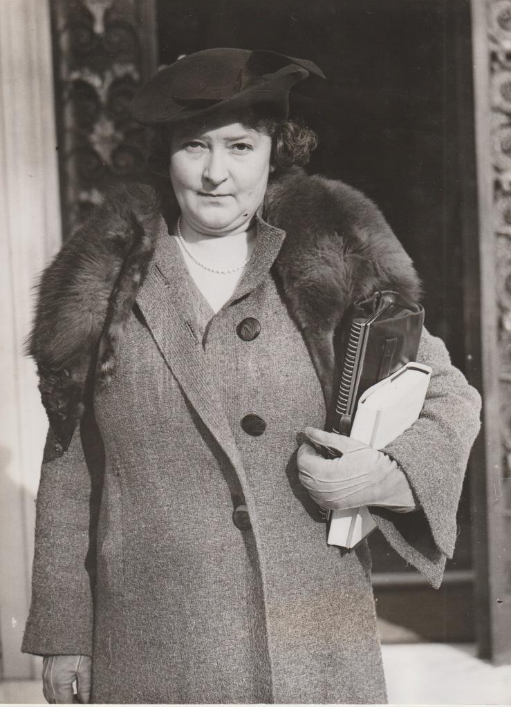 Alice Head (1886-1981) Editor of Good Housekeeping