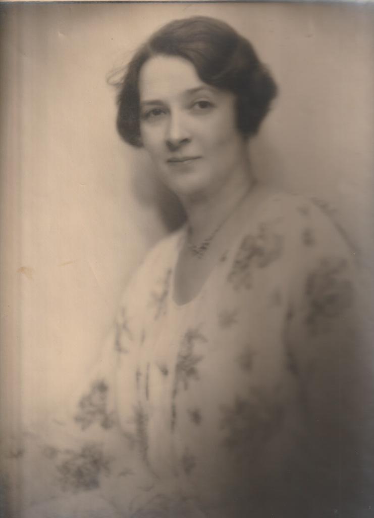 Alice Head (1886-1981) Editor of Good Housekeeping 1924-1940