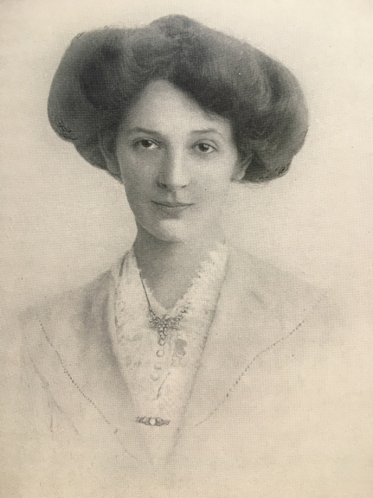 Alice Head (1886-1981) during her period as editor of Woman at Home.