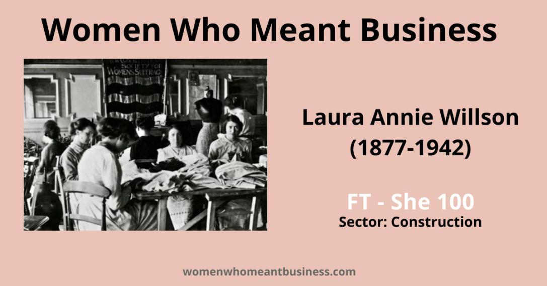 Laura Annie Willson (1877-1942)