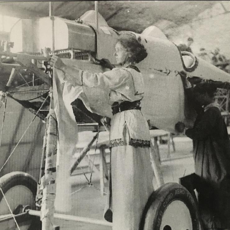 Hilda Hewlett (1864-1943)