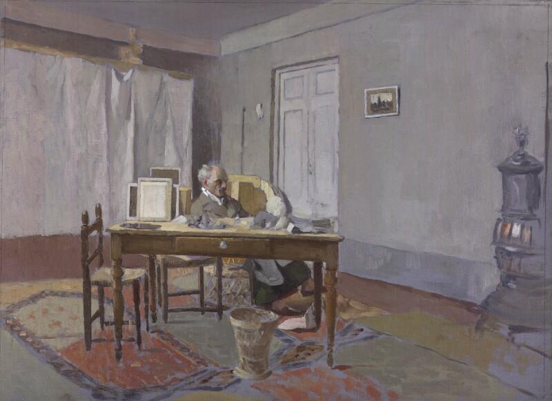 Maurice Hewlett (1861-1923), writer