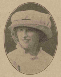 Ethel Purdie Ayres (1877-1923) Accountant, suffagist and tax specialist