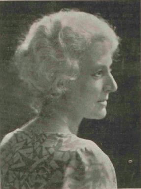 Ethel Wilson (Mrs A.J. Wilson), advertising executive