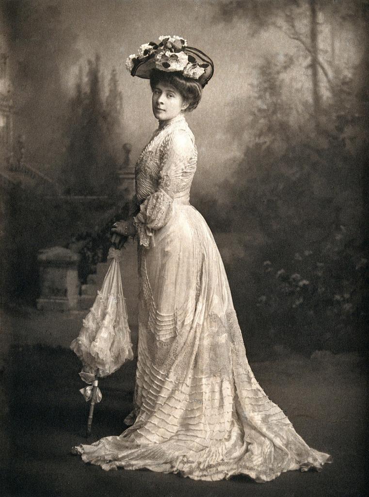 Syrie Barnardo Wellcome Maugham c.1901
